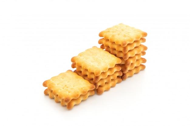 Galleta de galleta con azúcar