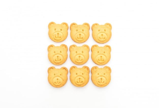 Galleta de galleta de oso