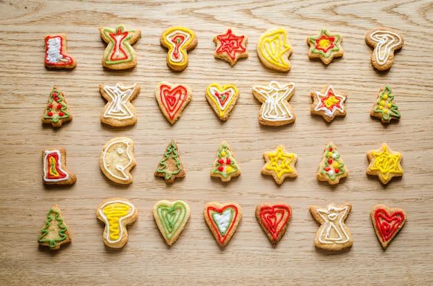 Galletas caseras de navidad