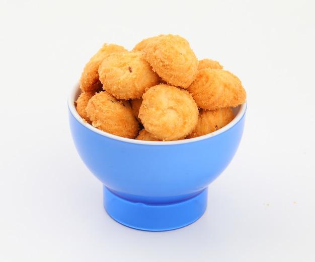 Galletas frescas y saludables