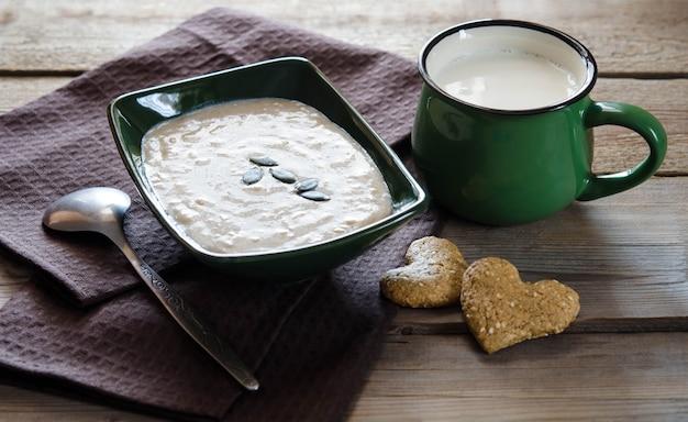 Galletas secas de sésamo y yogur