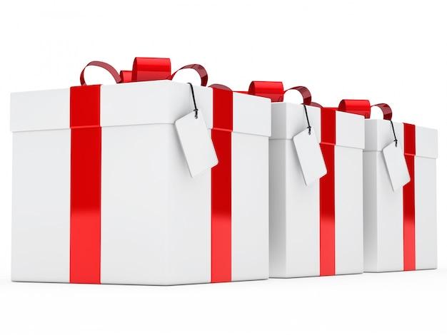 Geniales regalos en fila
