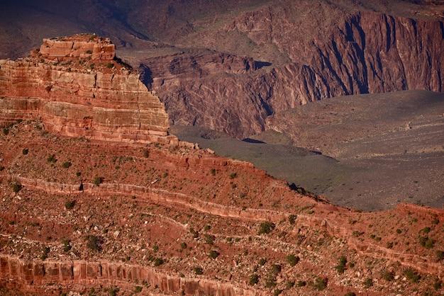 Geología del gran cañón