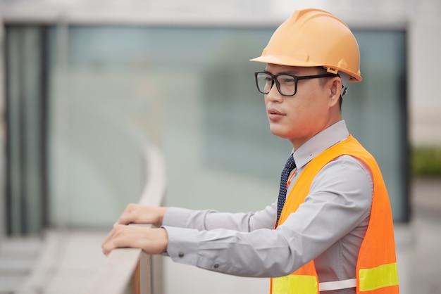 Gerente de construcción