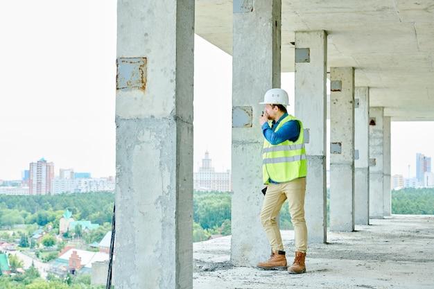 Gestionando el proceso de construcción