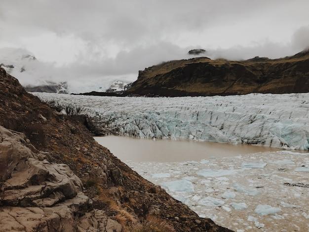 Glaciar svinafellsjokul