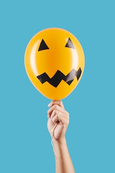 Globo aterrador para fiesta de halloween