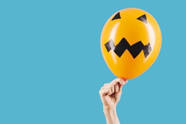 Globo de miedo para decoración de halloween