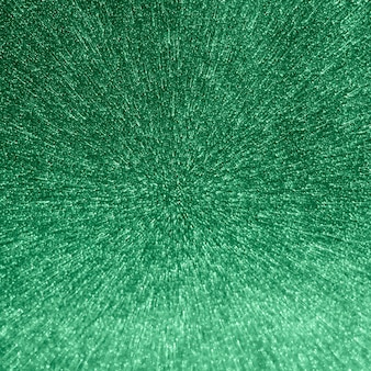 Gotas de agua verde