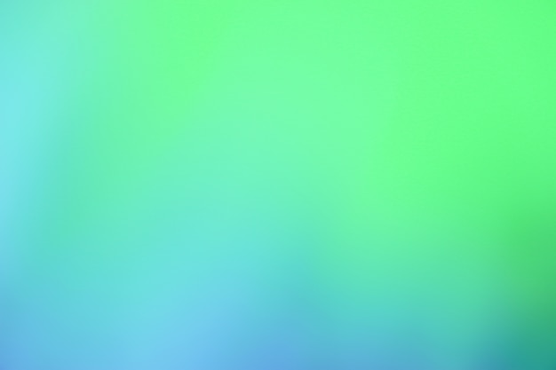 Gradiente desenfocado foto abstracta color suave