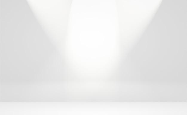 Gradiente gris y negro de la falta de definición llanura de lujo abstracto usado como pared del estudio de fondo para exhibir su p ...