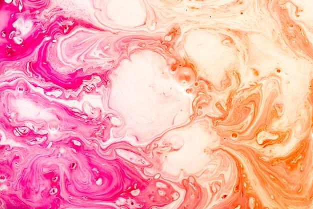 Gradiente líquido con remolinos