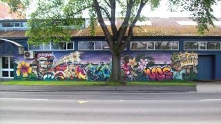 Graffiti, pintura