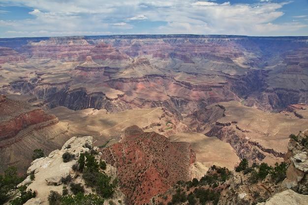Gran cañón en arizona, estados unidos