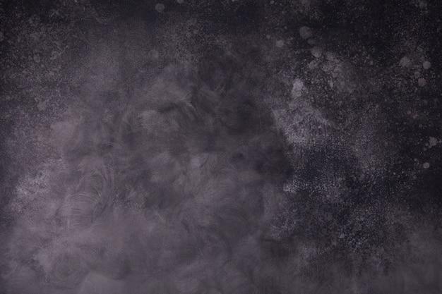 Grunge negro con textura