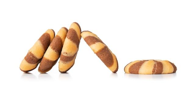 Grupo de galletas o bizcochos