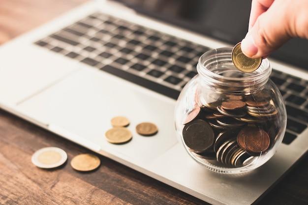 Guardar y financiar el concepto
