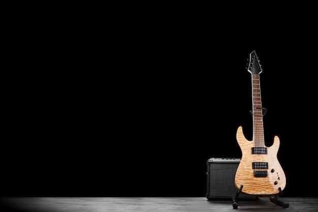 Guitarra electrica moderna