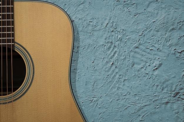 La guitarra es un instrumento clásico.