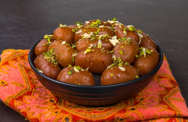 Gulab jamun dulce