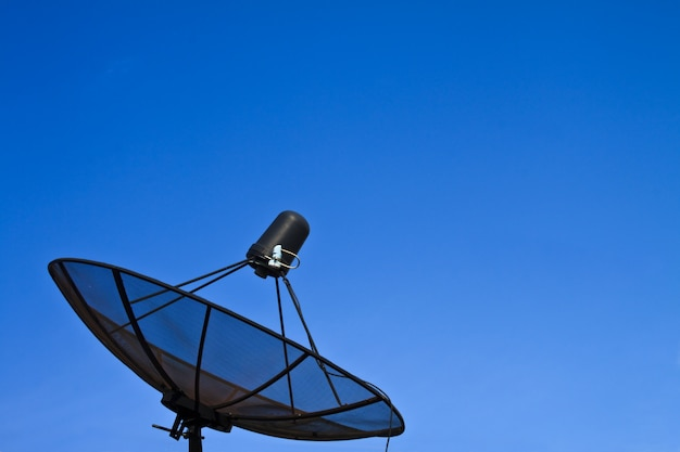 Hablar envían datos conectados técnica