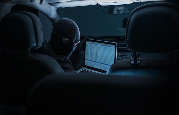 Hacking sistemas de coches interiores