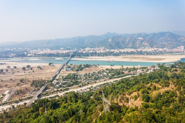 Haridwar en la india