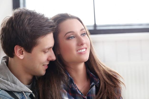 Hermosa pareja