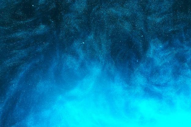 Hermosa pintura en agua