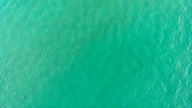 Hermosa vista aérea de la costa.