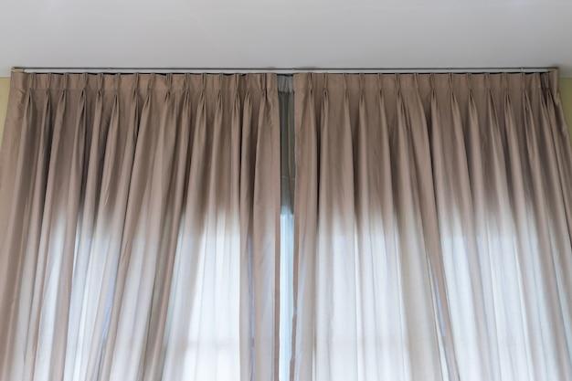 Hermosas cortinas con riel anular
