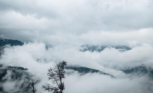 Hermosas vistas en krasnaya polyana