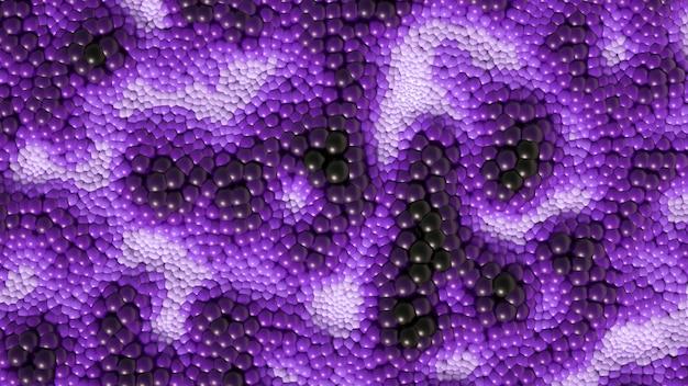 Hermoso con bolas, ciencia, molécula, átomo.