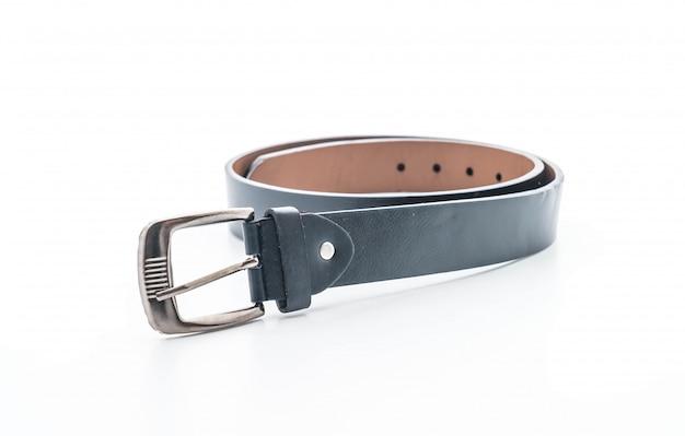 Hermoso cinturón de cuero