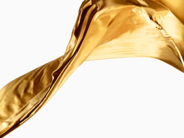 Hermoso concepto abstracto de seda con espacio de copia