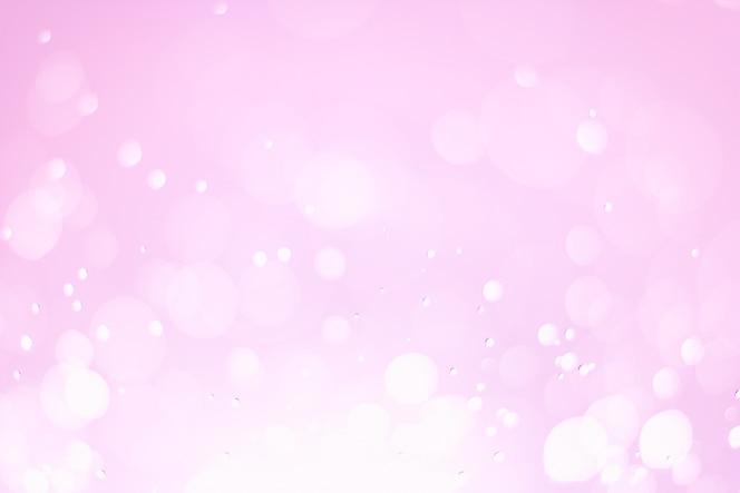 Hermoso fondo bokeh rosa