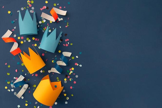 Hermoso fondo de colores para felicitar el cumpleaños
