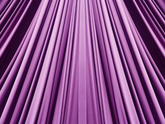 Hermoso fondo violeta de tela