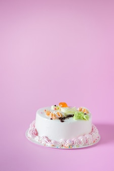 Hermoso pastel grande