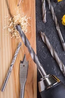 Herramienta de trabajo. set de herramientas.