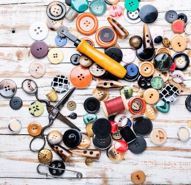 Herramientas de costura y accesorios