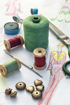 Herramientas para costura
