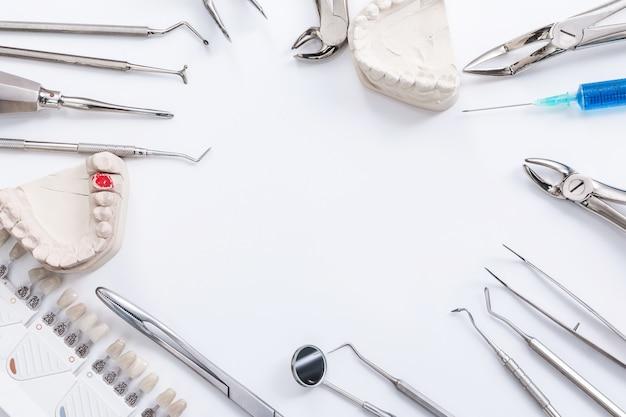 Herramientas dentales
