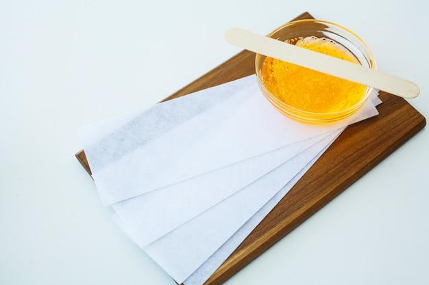 Herramientas para depilacion