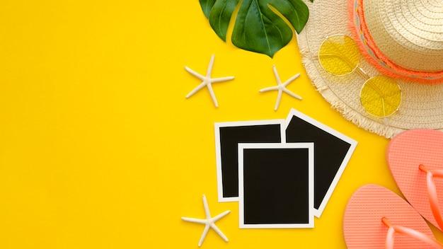 Herramientas de espacio de copia para vacaciones