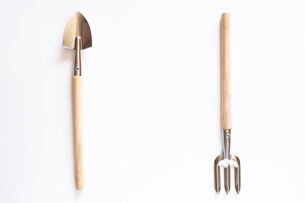 Herramientas para jardinería en casa.