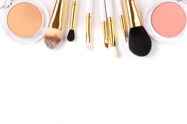 Herramientas de maquillaje profesional