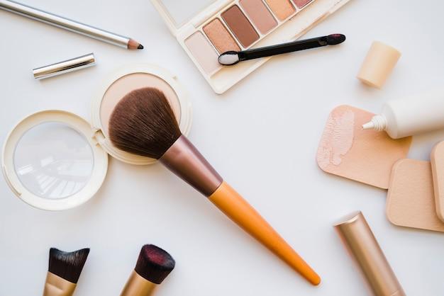 Herramientas de maquillaje