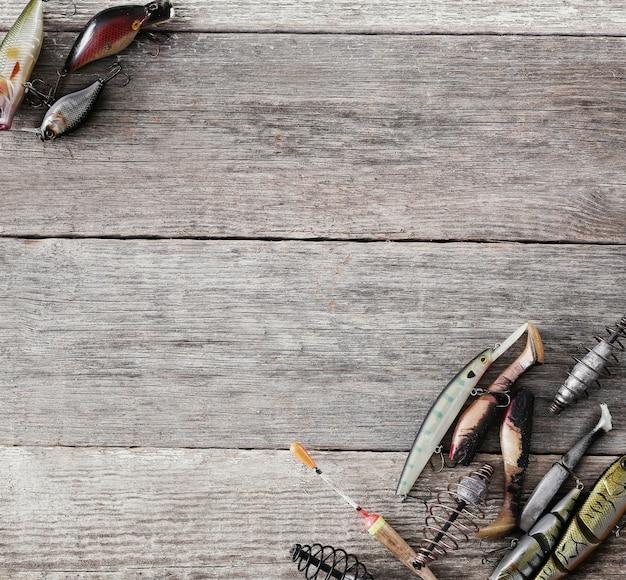 Herramientas de pesca