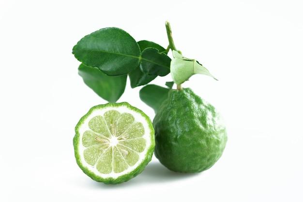 Hierba tailandesa de bergamota para tratamiento de spa y cabello para problemas de pérdida de cabello